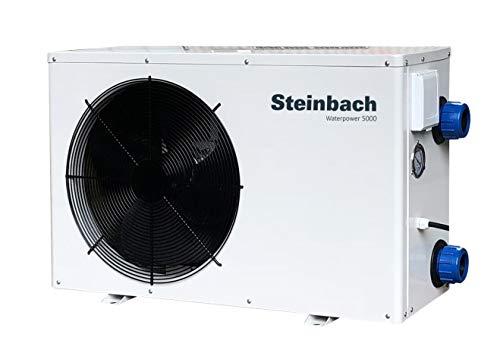 Steinbach Wärmepumpe Waterpower 5000, R32, Heizleistung 5,1 kW, Kühlleistung 3,4 kW, Anschluss 230 V /...
