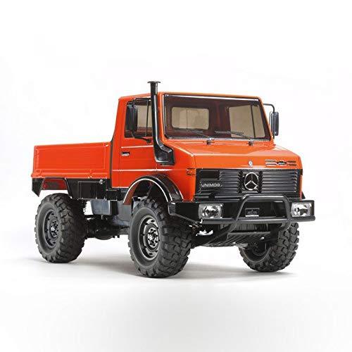 Dickie - Tamiya 300058609 - 1:10 RC Mercedes Benz Unimog 425(CC-01)Fahrzeuge