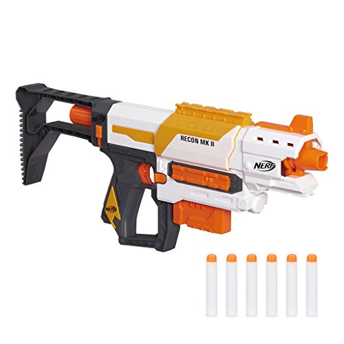 Hasbro Nerf B4616EU6 N-Strike Modulus Recon MKII, Spielzeugblaster