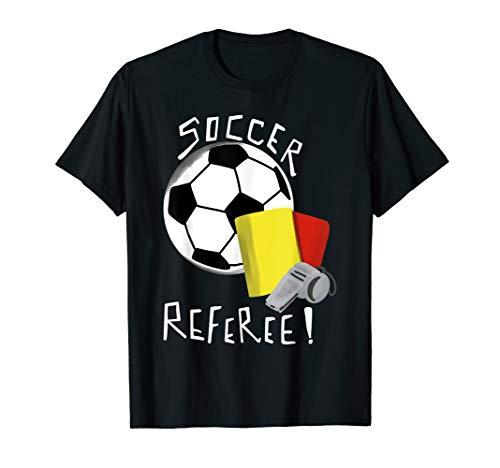 Fußball Schiedsrichter Referee T-Shirt