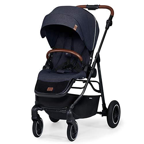 Kinderkraft Kinderwagen ALLROAD, Sportwagen, Kinderbuggy, Liegebuggy, Zusammenklappen, Liegeposition, mit...