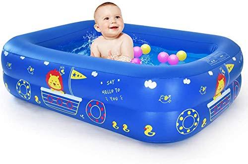 WEY&FLY Familie Pool, Kinderpool für Schwimmen Spielen Schlafen, Kinder Aufstellpool Planschbecken...