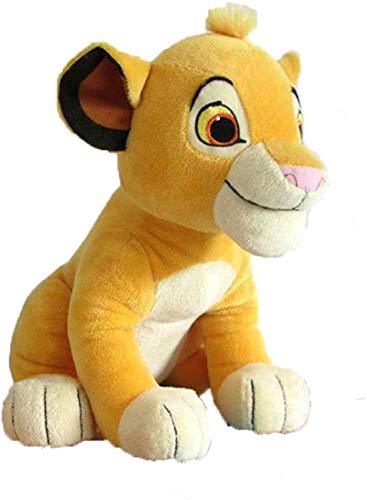 LANCOLD 1pcs süße Löwe Plüsch Spielzeug, sitzen deich soft stuffed Animals Puppe für Kinder...