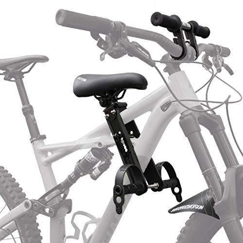 SHOTGUN Kids MTB Kindersitz und Lenkerzubehör Combo Pack - Komplettset   Vorne montierte Fahrradsitze...