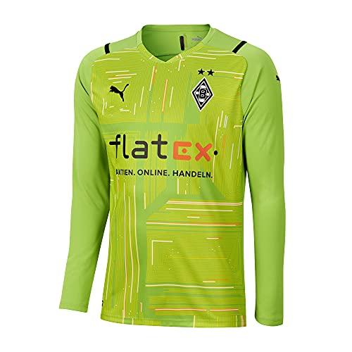 Puma - Borussia Dortmund Saison 2021/22 Torwart Trikot Other, Unisex