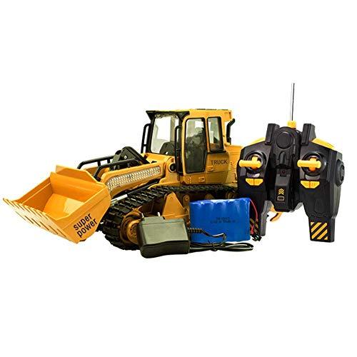 1:12 RC ferngesteuerter Bagger Baustellen-Fahrzeug, Modell mit viele Metallbauteile, schwenkbarer...