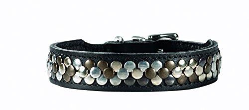 Hunter Hundehalsband Arizona, Größe 65, schwarz