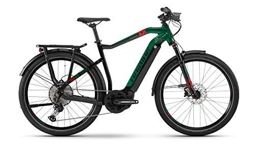 Winora Haibike SDURO Trekking 8.0 Bosch Elektro Fahrrad 2020 (27.5' Herren Diamant M/52cm,...