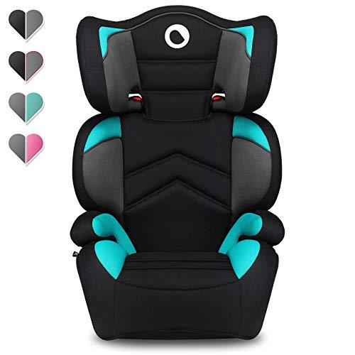 Lionelo Lars Kindersitz 15-36 kg Autositz Gruppe 2 3 verstärkte Kopfstütze mit Einstellungsmöglichkeit...