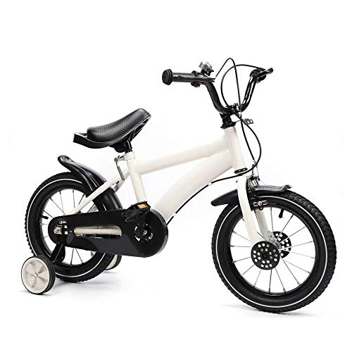 RANZIX 14 Zoll Kinderfahrrad Jungen & Mädchen Fahrrad Kinderrad Fahrrad Rad Bike Kid Balance Baby Lernen...
