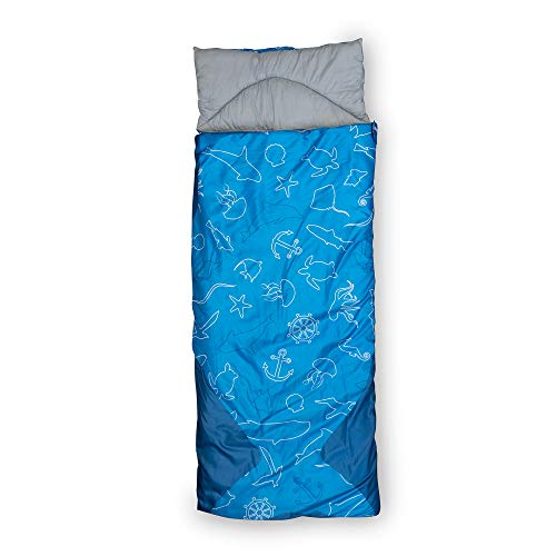 outdoorer Kinderschlafsack Dream Express (BKM Design)