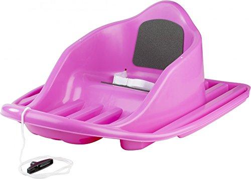 Stiga Sports Baby Schlitten Snow Froggy Babyschlitten, Pink, M