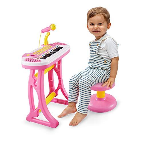 Reditmo Klavier Kinder 31 Tasten, Klavier Spielzeug Piano Spielzeug Keyboard Kinder Elektronische...