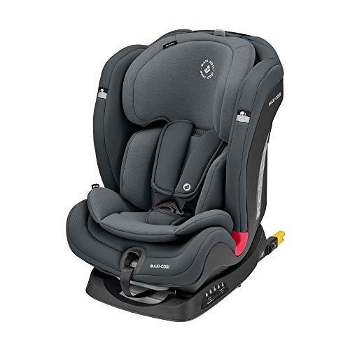 Maxi-Cosi Titan Plus, mitwachsender Kindersitz mit ISOFIX, ClimaFlow Funktion und Liegeposition, Gruppe...