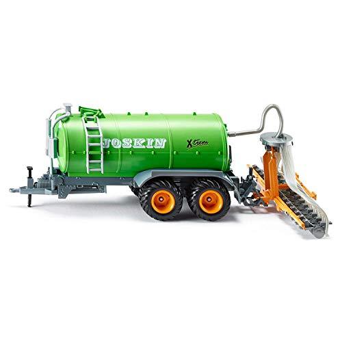 siku 2270, Fasswagen, 1:32, Metall/Kunststoff, Grün, Abnehmbarer Schlauchverteiler, Bewegliche Teile