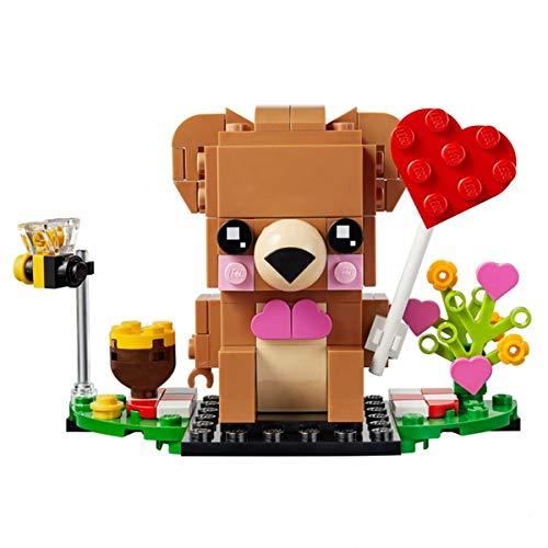 Denmark original Lego BrickHeadz 40379 Valentinsbär Bär Valentine's Bear #97