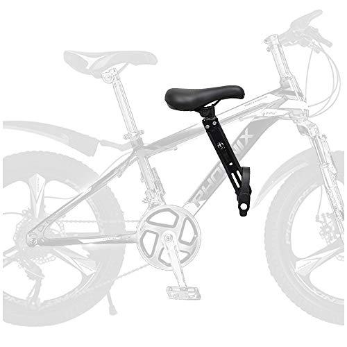 Kindersitz Fahrrad Mountainbike Vorne Kinder Fahrradsitz, Tragbarer Kinderfahrradsitz Mit Pedal Einfach...