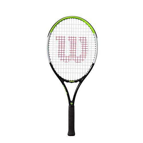 Wilson Tennisschläger Blade Feel 25, Für Kinder von 9 - 10 Jahren, Aluminium/Fiberglas,...