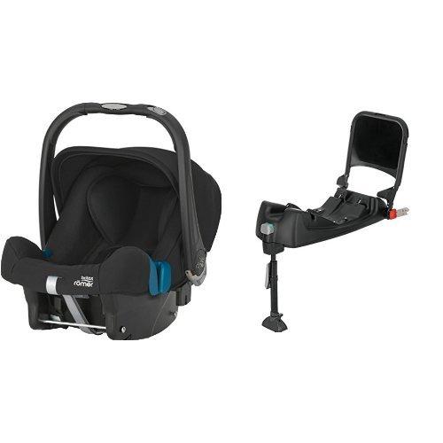 Britax Römer Baby-Safe Plus SHR II, Babyschale Set Gruppe 0+ (Geburt - 13 kg), Kollektion 2019, inkl....