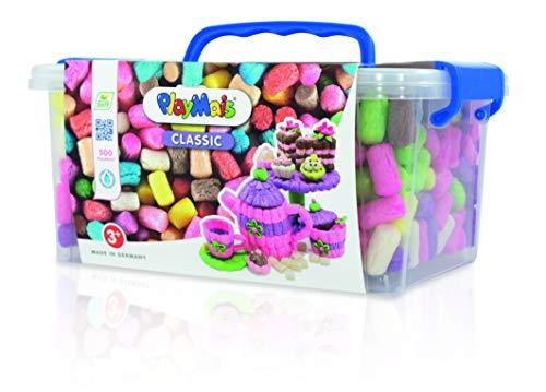 PlayMais COLLECTOR Cup+Cake Bastel-Set für Kinder ab 3 Jahren | Motorik-Spielzeug mit 500 PlayMais &...