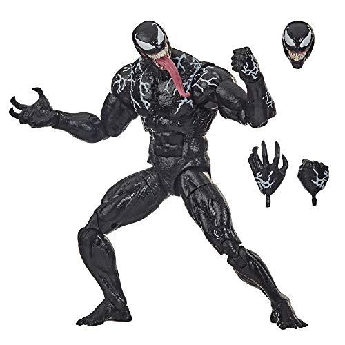 Hasbro Marvel Legends Series Venom 15 cm große Venom Action-Figur, Premium-Design und 3 Accessoires