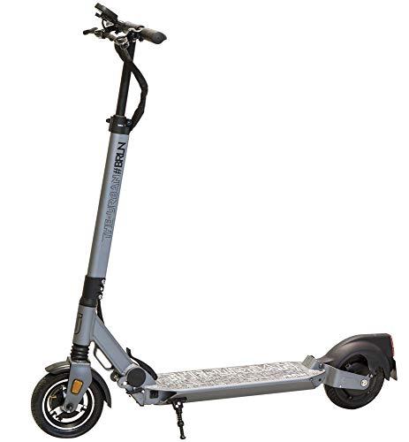 Urban-Electronics The-URBAN #BRLN V3 grau E-Scooter mit Straßenzulassung