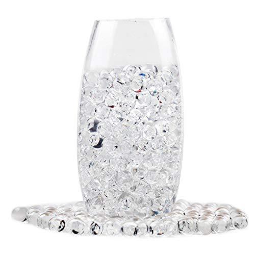 20000 Stück Transparent Wasserperlen Vase Füller Perlen Edelsteine Wassergel Perlen Jelly...