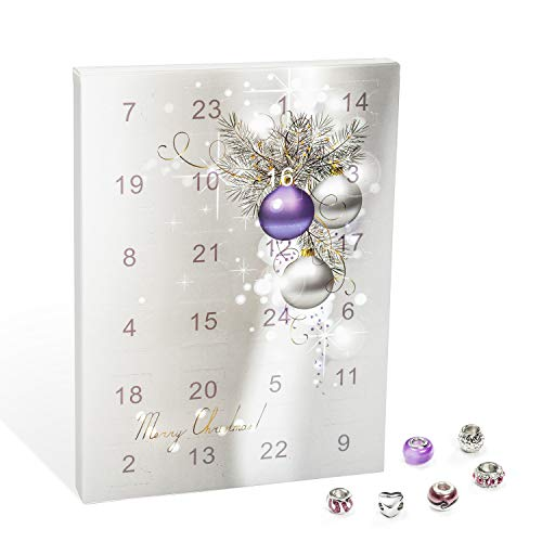VALIOSA Schmuck-Adventskalender Merry Christmas