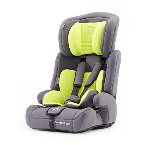 Kinderkraft Kinderautositz COMFORT UP, Autokindersitz, Autositz, Kindersitz, Gruppe 1/2/3 9-36kg,...