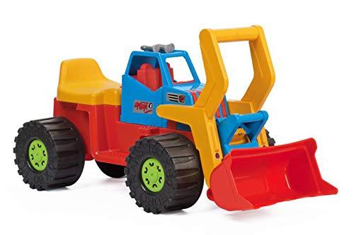 Kinderbagger Spielzeug Bagger für Kinder Sitzbagger Kinderfahrzeug Sandkasten