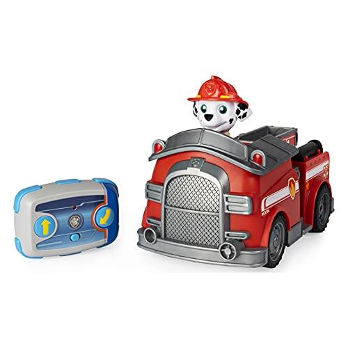 PAW Patrol Marshalls ferngesteuertes Feuerwehrauto mit Fernbedienung