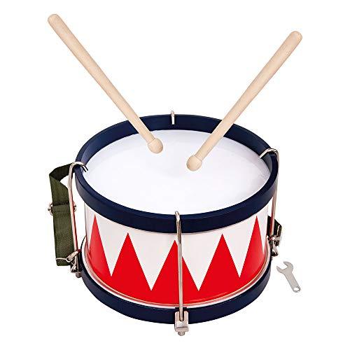 Bino Trommel, Spielzeug für Kinder ab 3 Jahre, Kinderspielzeug (Musikinstrument für Kinder inklusive...