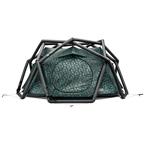 HEIMPLANET Original | THE CAVE 2-3 Personen Kuppelzelt | Aufblasbares Camping Zelt - In Sekunden...