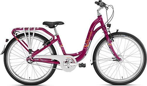 Puky 4816 - Skyride 24-3 Alu light - Fahrrad berry