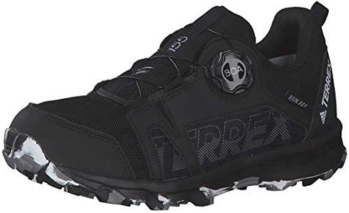 adidas Unisex-Kinder Terrex Agravic Boa R.rdy K Leichtathletik-Schuh, Core Black Footwear White Grey...