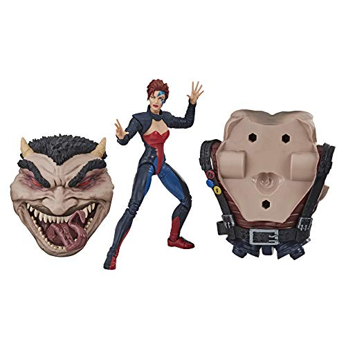 Hasbro Marvel Legends Series 15 cm große Jean Grey Action-Figur aus der X-Men: Age of Apocalypse...