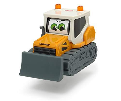 Dickie Toys 203812002 Happy Rolling Eyes, Fahrzeug mit beweglichen Augen für Kleinkinder, Fendt...