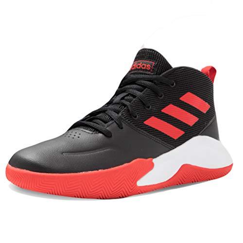 adidas OWNTHEGAME K Wide Basketballschuh - 4- / 37