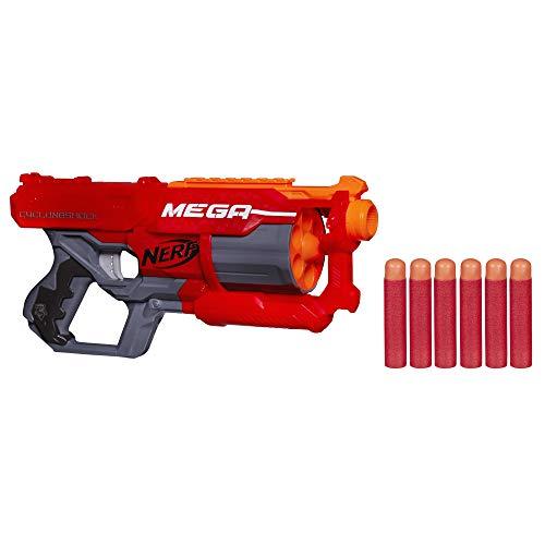 Hasbro Nerf A9353EU7 Mega Cycloneshock, Spielzeugblaster