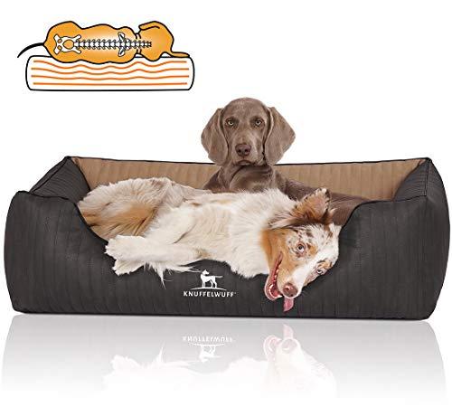 Orthopädisches Hundebett 'Modellnr. 14120-013' von Knuffelwuff