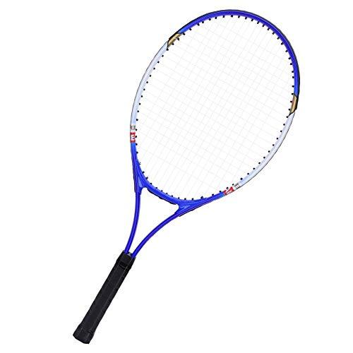 VGEBY1 Tennisschläger, Profi Durable Junior Tennisschläger mit Tragetasche für Erwachsene Kinder...