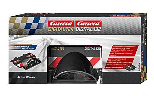 Carrera 20030353 Driver Display – Elektronisches Zubehör für die Carrera DIGITAL 124 oder DIGITAL 132...