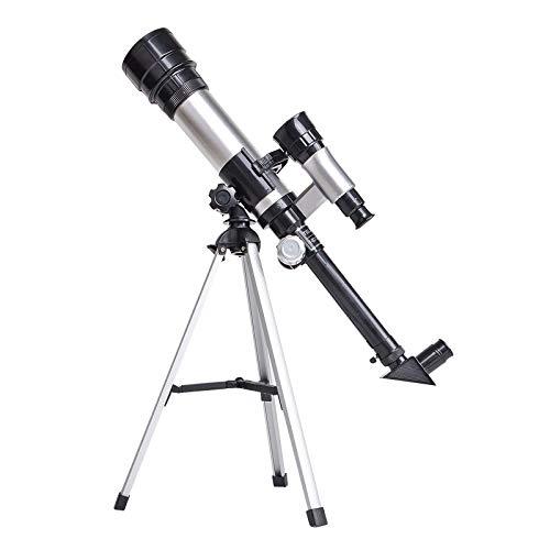 Teleskop Stargazing Kinder und Studenten Hochleistungs-Astronomieteleskop mit hoher Liste Stargazing...