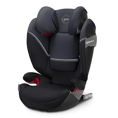 CYBEX Gold Kinder-Autositz Solution S-Fix, Für Autos mit und ohne ISOFIX, Gruppe 2/3 (15-36 kg), Ab ca....