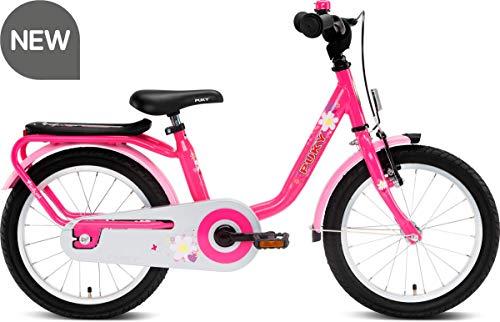 Puky Steel 16' Kinder Fahrrad lovely pink