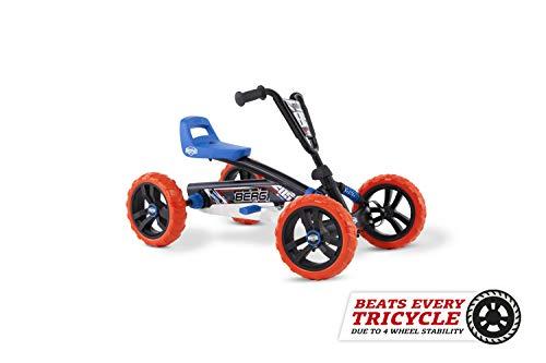 Berg Pedal Gokart Buzzy Nitro | Kinderfahrzeug, Tretauto, Sicherheid und Stabilität, Kinderspielzeug...