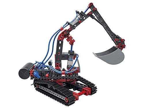 fischertechnik 533874 Pneumatic Power - der Pneumatik Spielzeug Bagger & 4 weitere Modelle von...