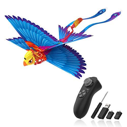 HANVON Go Go Bird Fliegendes Spielzeug, Mini Fernbedienung Hubschrauber, Bionic Drohnen-Technologie...
