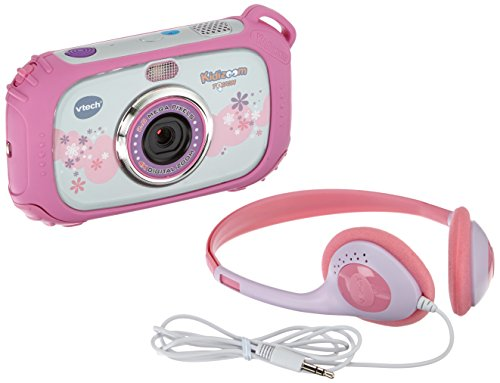 Vtech 80-145054 - Kidizoom Touch Digitalkamera, pink