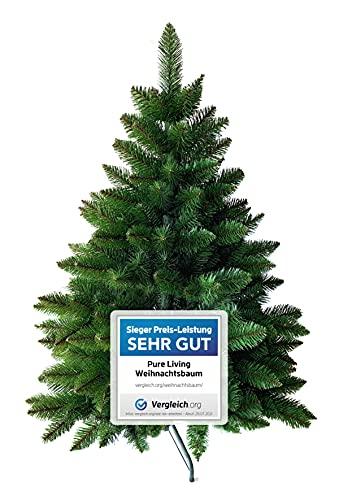 Künstlicher Weihnachtsbaum 'Edle Nordmanntanne' von Pure Living